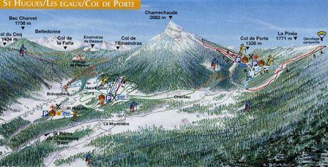 Ski nordique saint pierre de chartreuse ski m t o - Office du tourisme st pierre de chartreuse ...